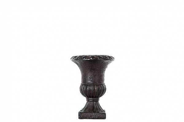 Pokal Poly Brun 14x18cm