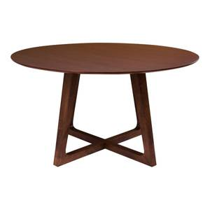 Bilde av Hellerup spisebord i valnøtt finer Ø:137cm