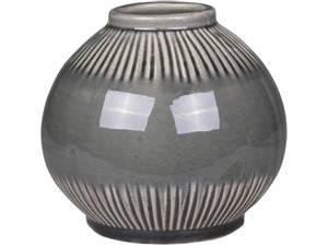 Bilde av Vase med stripete mønster